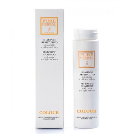 Shampoo Restitutivo Capelli Colorati