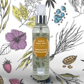 Hair & Body Mist - Cardamom & Sandalwood