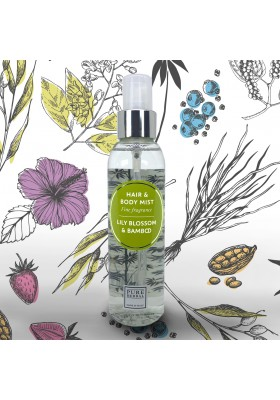 Hair & Body Mist - Lily Blossom & Bamboo