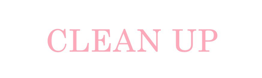 Clean Up - Anti Forfora